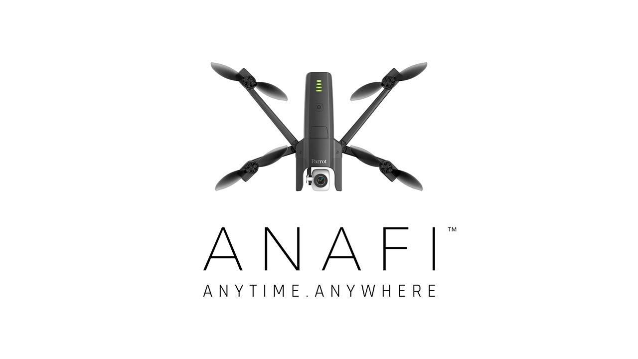 ドローン Amazon Parrot ANAFI