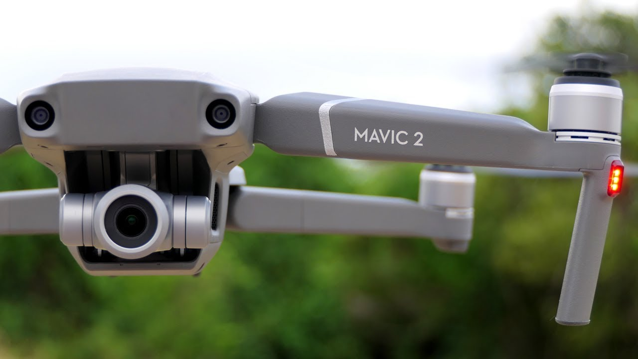 Mavic 2 Zoom - The Big Picture (Hands-On Review)
