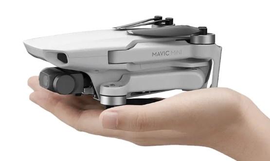 マビックミニ(Mavic Mini)はドローン入門に最適?